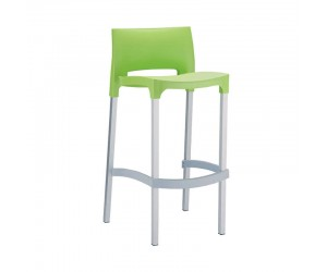 Σκαμπώ bar Gio 75 light green